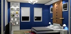 Quelle Couleur De Peinture Pour Une Chambre : quelle couleur de peinture pour une chambre coucher en appart ~ Dallasstarsshop.com Idées de Décoration