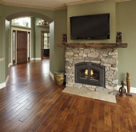 Paint Colors For A Rustic Living Room by 25 Best Ideas About Rustic Paint Colors On