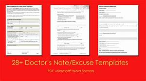 Doctor 39 S Note Templates 28 Blank Formats To Create Doctor 39 S Excuse
