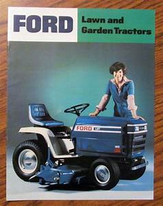 Ford Lgt 125 Garden Tractor Wiring Diagram : small garden tractors with pto for sale home outdoor ~ A.2002-acura-tl-radio.info Haus und Dekorationen