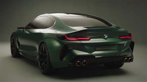8 Series Coupe 2019 by Bmw 8 Series Gran Coupe 2019 New Review New M8 Better