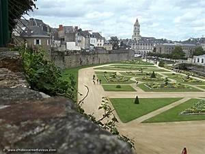 Le Clos Des Jardiniers Vannes : chateau de vannes et ses remparts ch teau de l 39 hermine ~ Premium-room.com Idées de Décoration