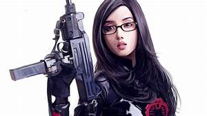 Girls With Guns HD Wallpapers - HD