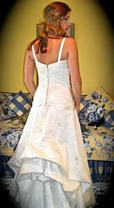 the under bustle for a wedding dress wedding ideas With how to make a bustle on a wedding dress