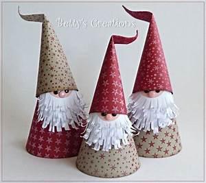 Weihnachtsbaum Basteln Aus Papier : wichtel aus papier pinteres ~ Lizthompson.info Haus und Dekorationen