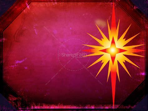 birth  jesus powerpoint template