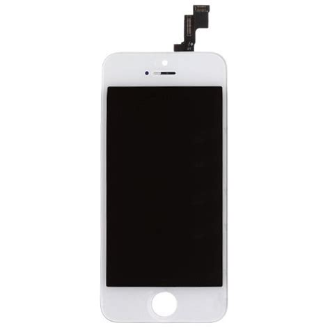 iphone 5s replacement screen oem screen replacement for iphone 5s se white