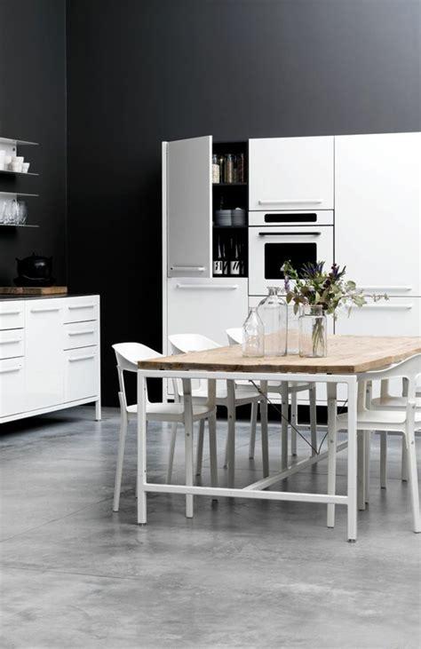 Wandfarbe Grau Weiße Möbel by Die Graue Wandfarbe 43 Interieur Ideen Damit