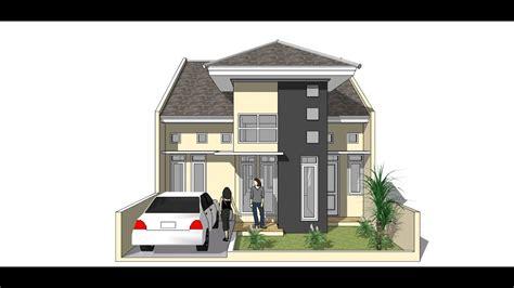 desain rumah minimalis google sketchup desain rumah