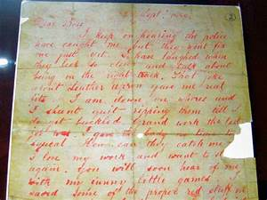 Jack The Ripper Letters Dear Boss | www.imgkid.com - The ...