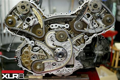 bb  timing chain replacement excelerate performance