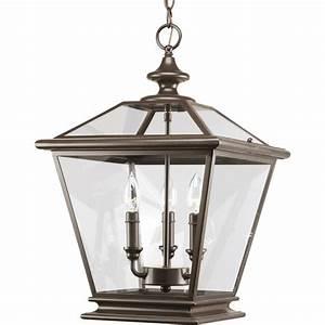 Progress lighting crestwood collection antique bronze