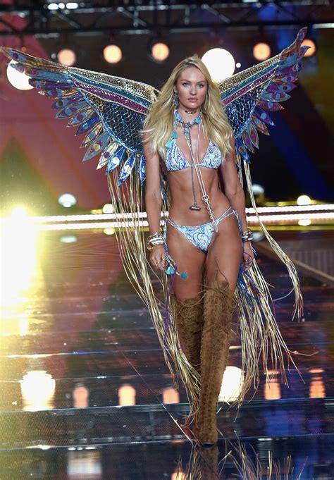 Bikini Fashion Show Candice Swanepoel Photos Photos Victoria S Secret