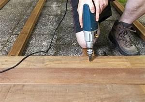 Bauanleitung Holzterrasse Selber Bauen Die Unterkonstruktion : holzterrasse bauanleitung ~ Lizthompson.info Haus und Dekorationen