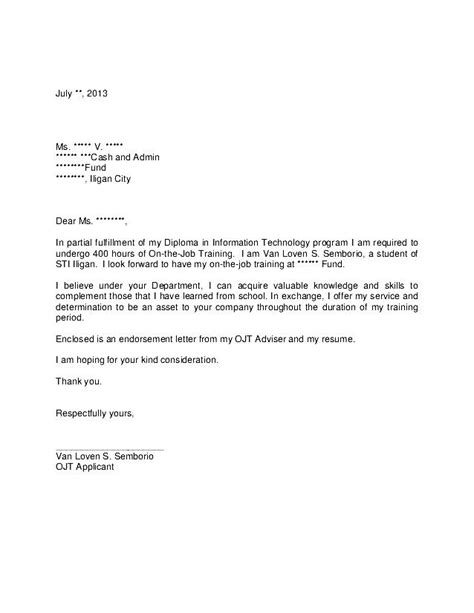 business administration cover letter  samples