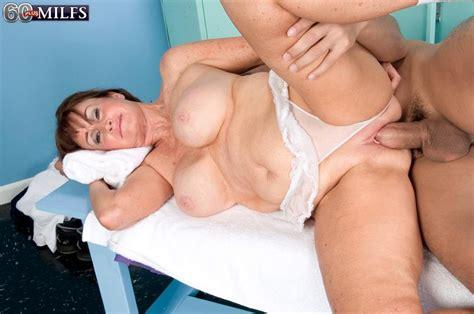 60plusmilfs ~ Jacqueline Jolie ~ Health Club Attendants