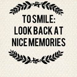 Quotes About Happy Memories