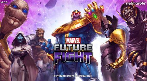 Marvel Future Fight V200 Android