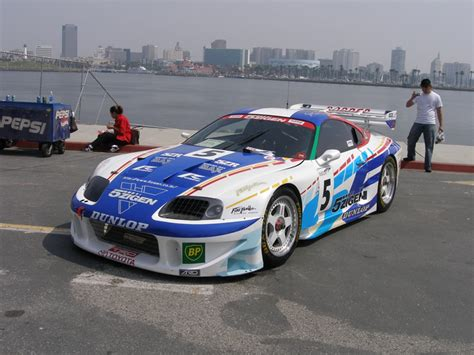 Toyota Race Car Types