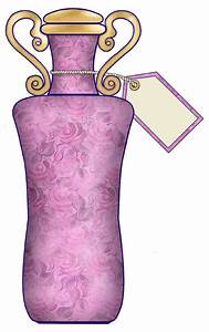 ArtbyJean - Bottles: Plain pink roses texture pattern on ...