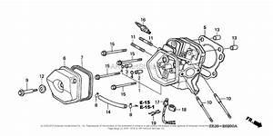 Honda Engines Gx340 Qa Engine  Jpn  Vin  Gc05