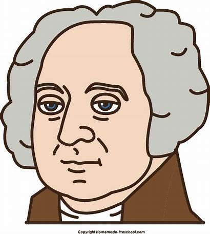 President Clipart Adams John
