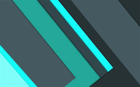 Blue Material Background by The Tech Edge Material Design Wallpapers
