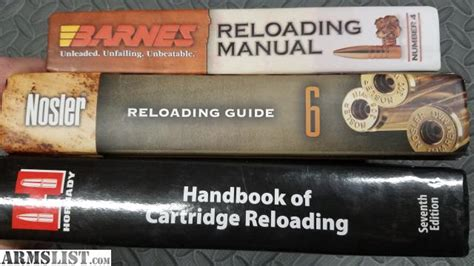 barnes reloading manual barnes reloading manual number 4