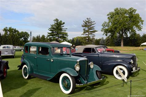 1932 Essex Series E Pacemaker Pictures, History, Value ...