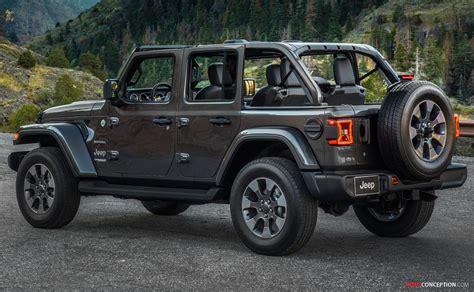 jeep wrangler revealed  la auto show