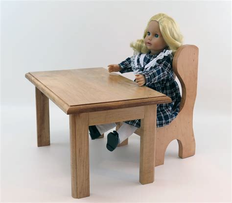 18 inch doll desk 18 inch doll furniture desk table and chair