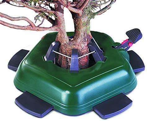 krinner s tree genie l christmas tree stand import it all
