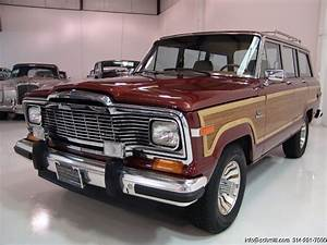 1985 Jeep Grand Wagoneer  U2014 Daniel Schmitt  U0026 Company
