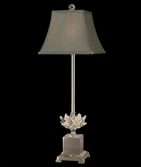 Dale Tiffany Gb11208 Crystal Lucinda Buffet Lamp