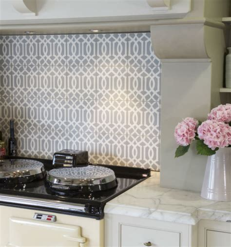 cheap kitchen wall tiles uk encaustic tiles modern lattice pattern from 163 3 20 per 8172