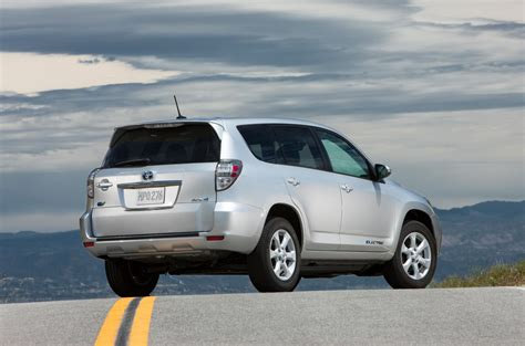 Toyota Rav4 Electric by 2013 Toyota Rav4 Ev Electric Vehicle Picture Number