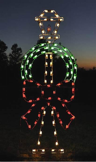 Christmas Outdoor Displays Amazing Lights Holiday Lamp