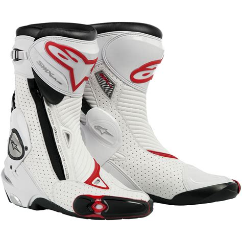 moto racing boots alpinestars smx s mx plus 2011 2012 motorcycle racing