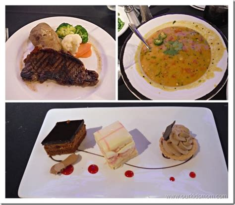 disney cruise food choices