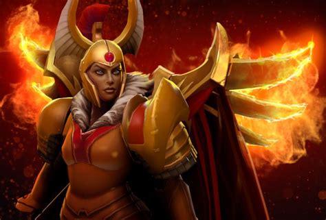 dota  legion commander comic teases  hero pc gamer