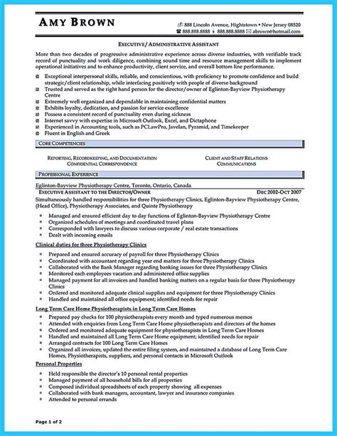 17 best ideas about administrative assistant resume on