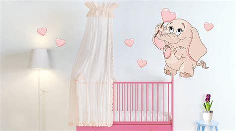 Wunderbare Ideen Wandtattoo Babyzimmer Mädchen Und