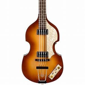 Hofner Vintage '62 Violin Electric Bass Guitar   Musician ...