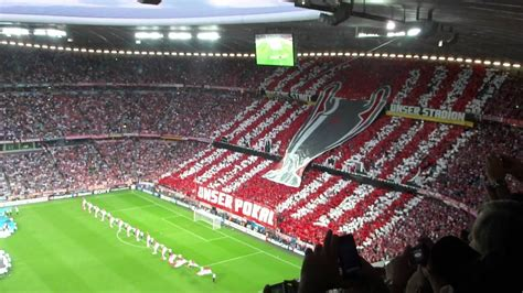 fc bayern  chelsea tifo cl final  hd youtube