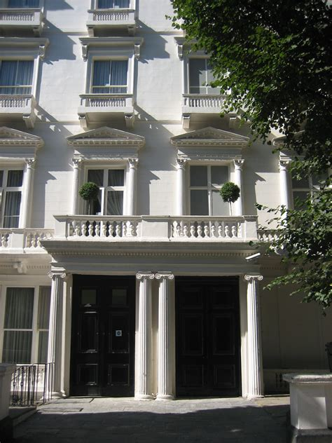 Leinster Gardens by 48 The Houses In Leinster Gardens 150 Great Things