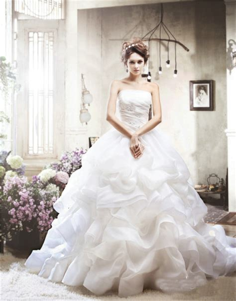 Ok Wedding Gallery Perfect Korean Wedding Dresses