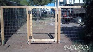 How to put up electric fence hot wire for dogs horses for Electric dog gate