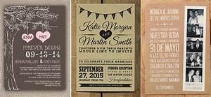 Invitaciones originales para anunciar tu boda Nosotras