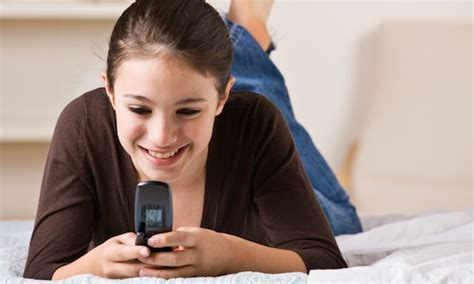 teen cell phone and smartphones the the bad and the