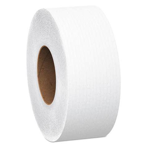 Bathroom Tissue by Kleenex Cottonelle White 2 Ply Jr Jumbo Bathroom Tissue